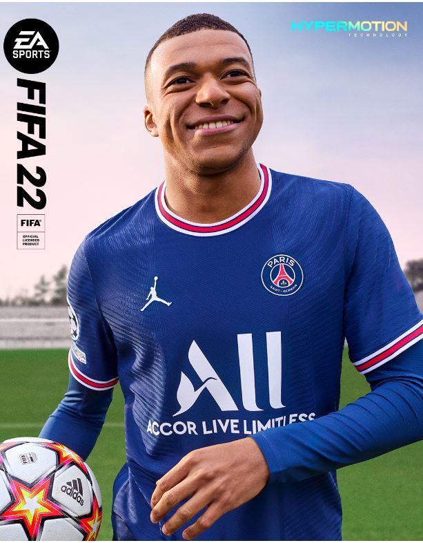 FIFA 22 uscita