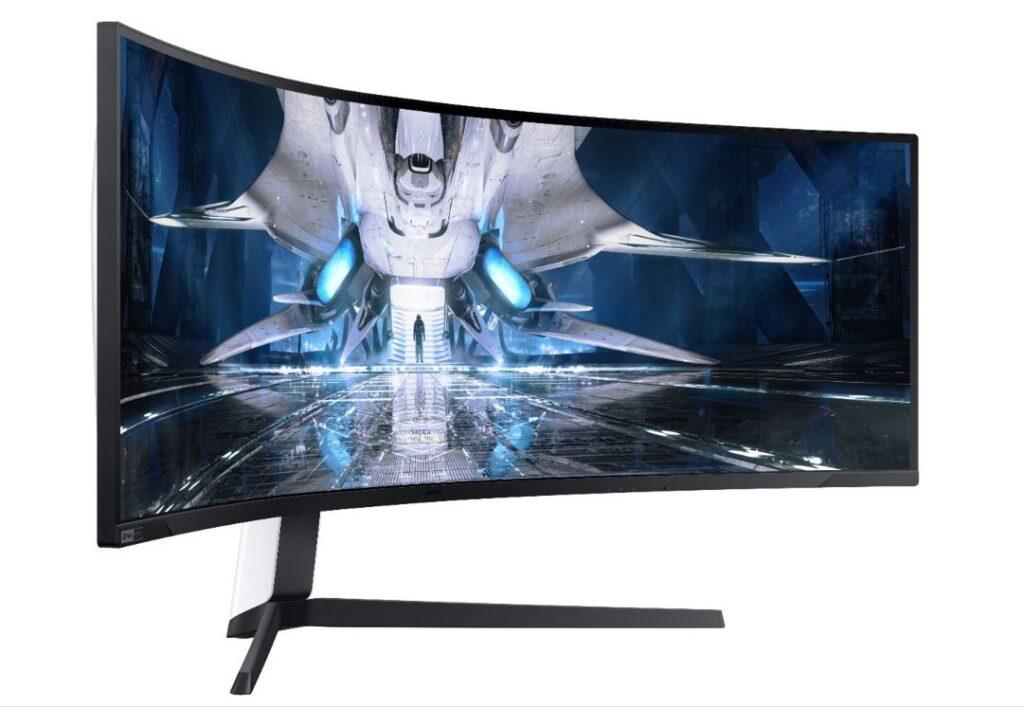 Samsung monitor curvo Odyssey