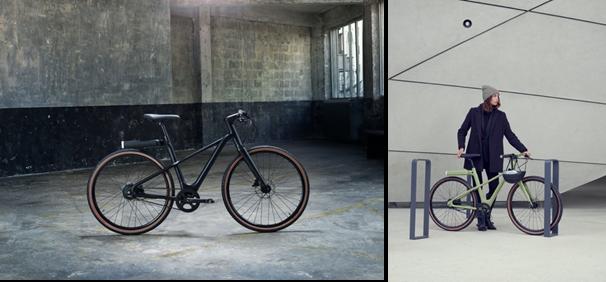 Angell bicicletta elettrica connessa smartbike