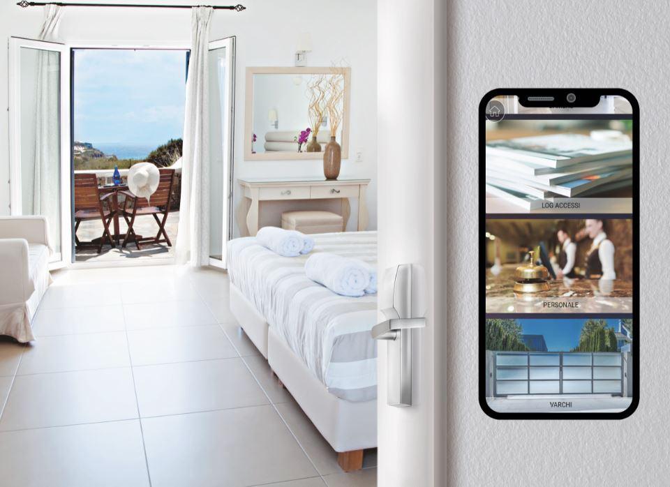smart access hotel