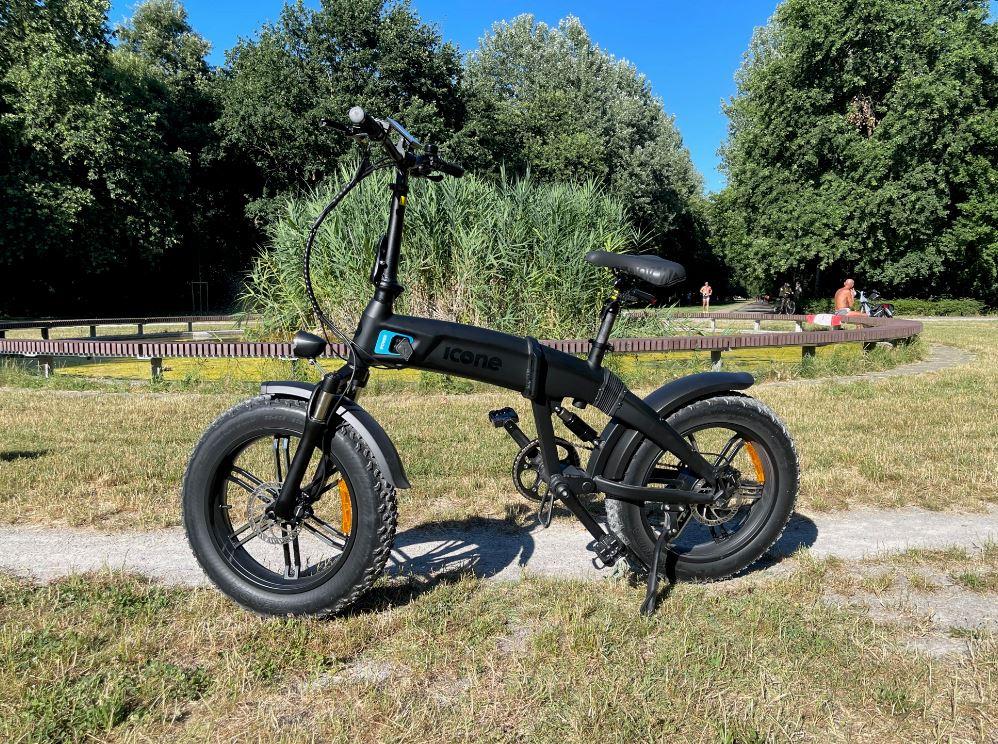 ICON.E X7 ICROSS, la prova della fat bike elettrica