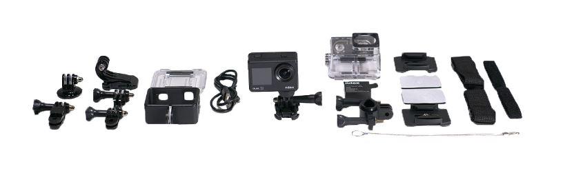 Nilox action cam accessori