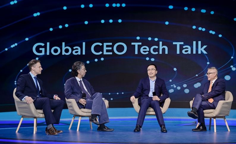 Honor Qualcomm Snapdragon CEO global tech
