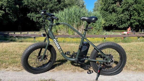 bici elettrica ruote 20 pollici