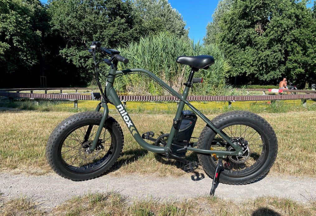 Nilox J3, la prova della bicicletta elettrica con ruote da 20 pollici