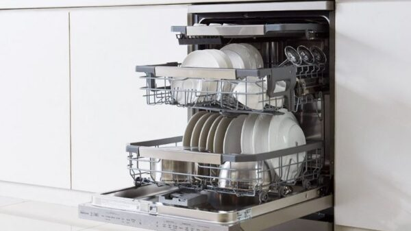 lavastoviglie LG