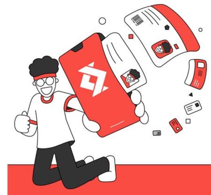 Satispay introduce il servizio per avere le tessere sullo smartphone