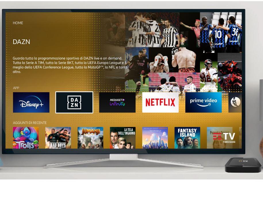Tv in streaming: ecco tutta l'offerta Timvision