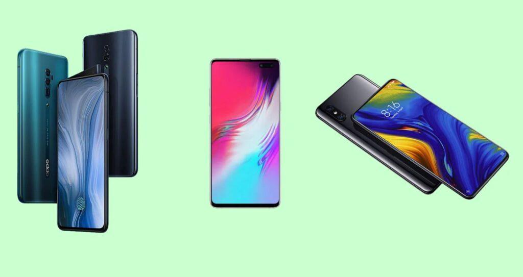 mercato Smartphone 5G
