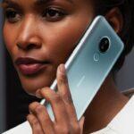 Nokia smartphone ampio display