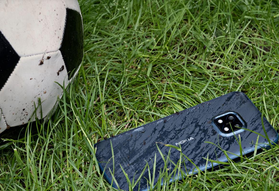 Nokia lancia XR20, lo smartphone resistente. E una nuova linea audio