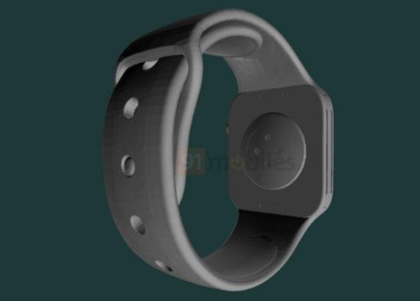 design Apple Watch serie 7 smartwatch