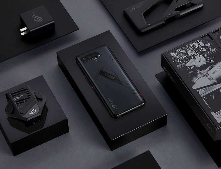 ASUS presenta la serie ROG Phone 5s, smartphone per il gaming