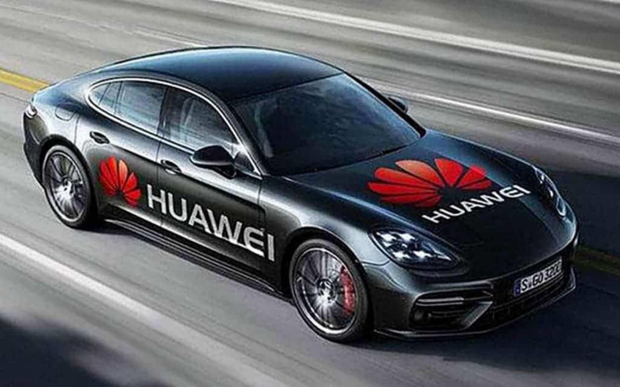 Il chip di Huawei per la produzione di auto in Usa