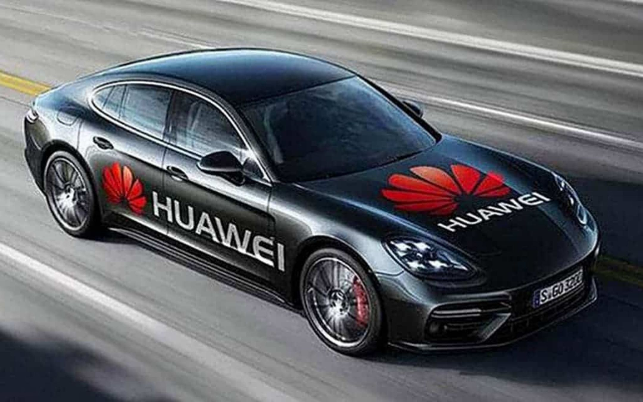 Huawei auto Usa