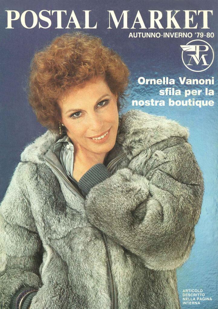 Postalmarket Ornella Vanoni