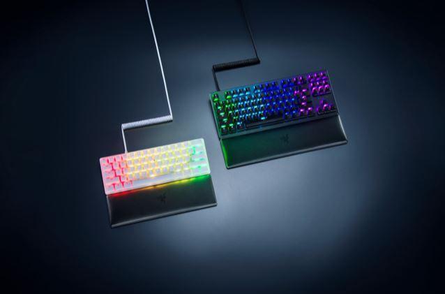 I nuovi accessori Razer per tastiere gaming