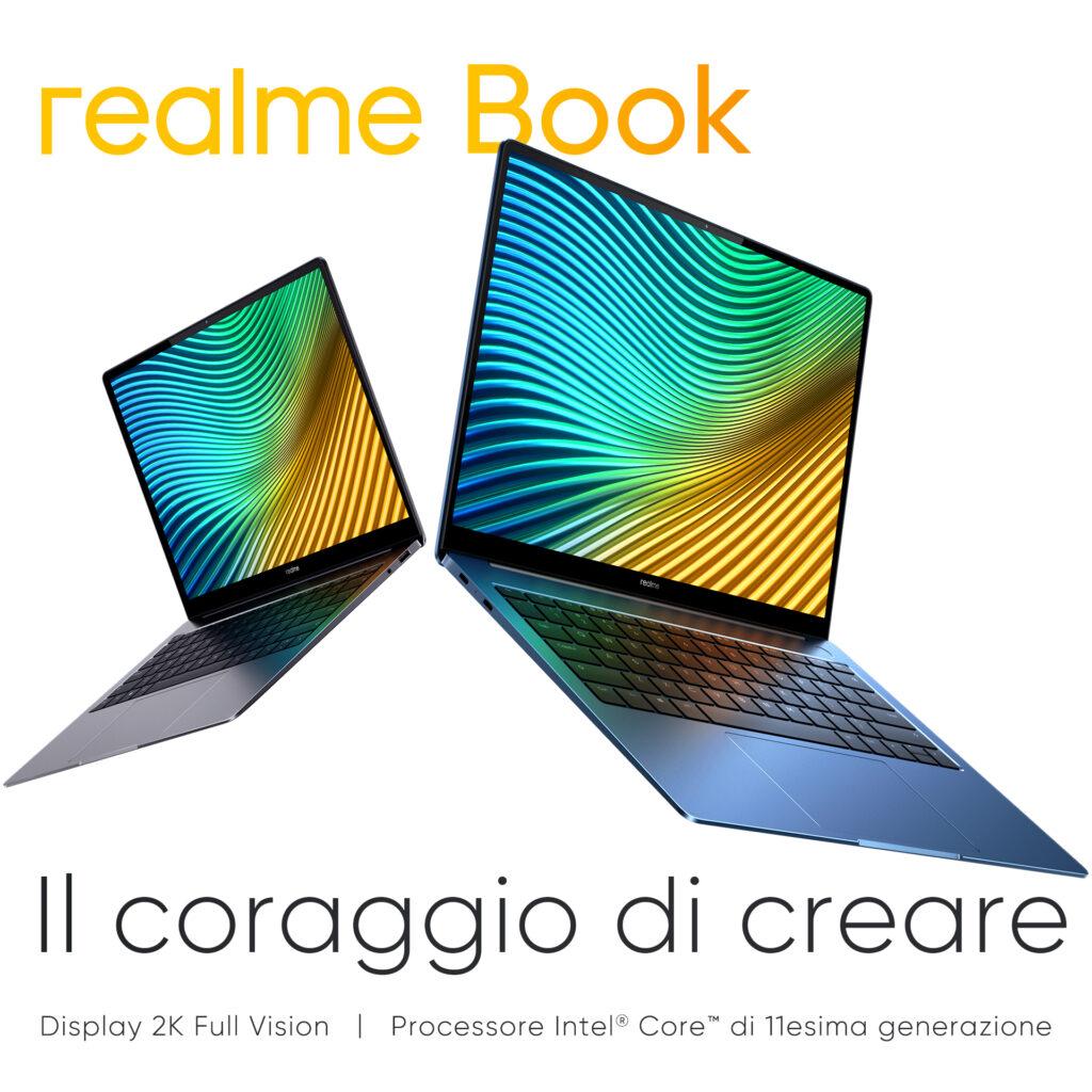 realme book laptop