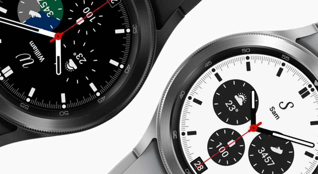 Galaxy Watch4, gli smartwatch avanzati di Samsung