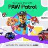 Waze PAW Patrol