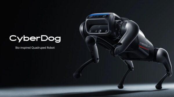 Xiomi cane robot