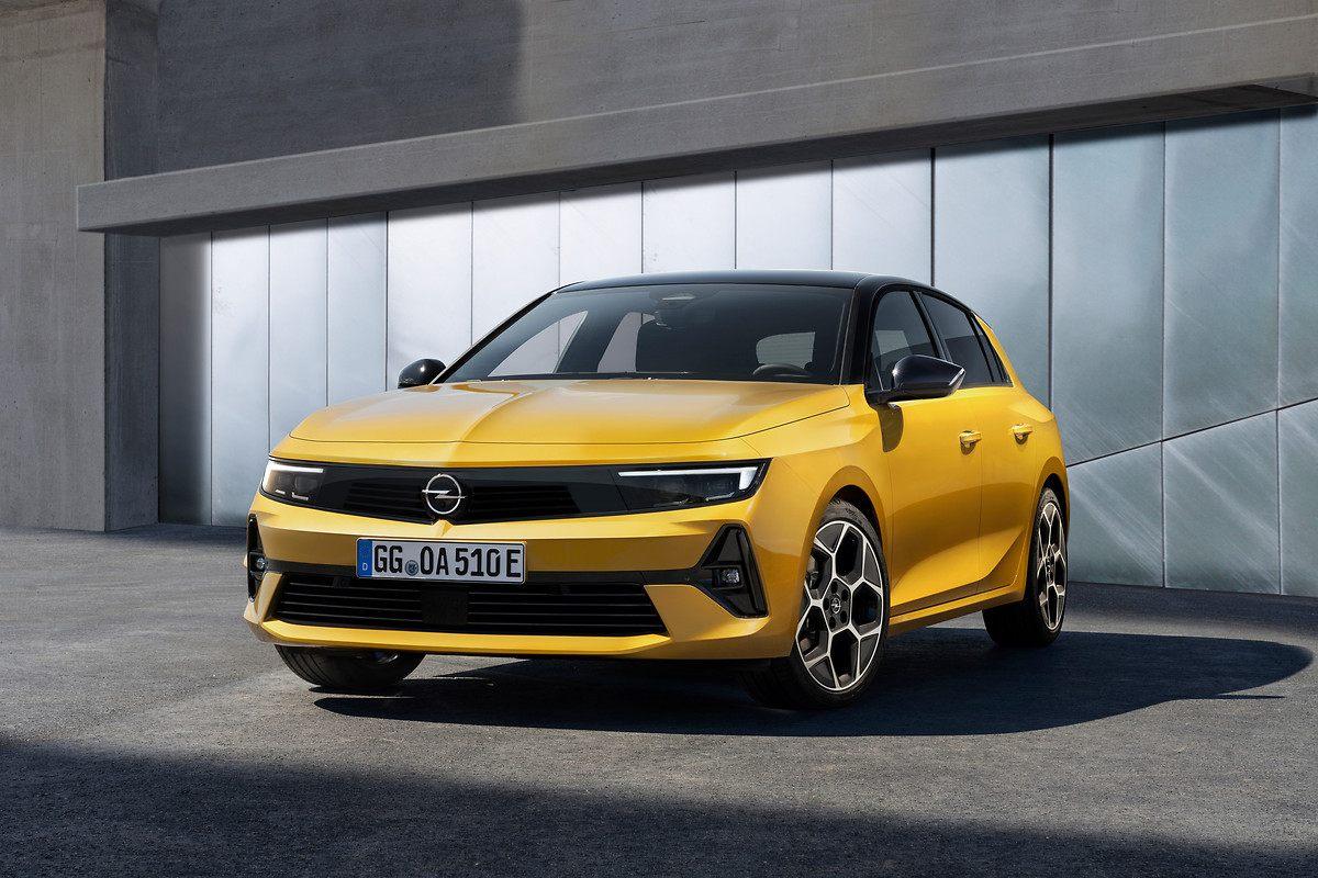 Debutta la nuova generazione di Opel Astra