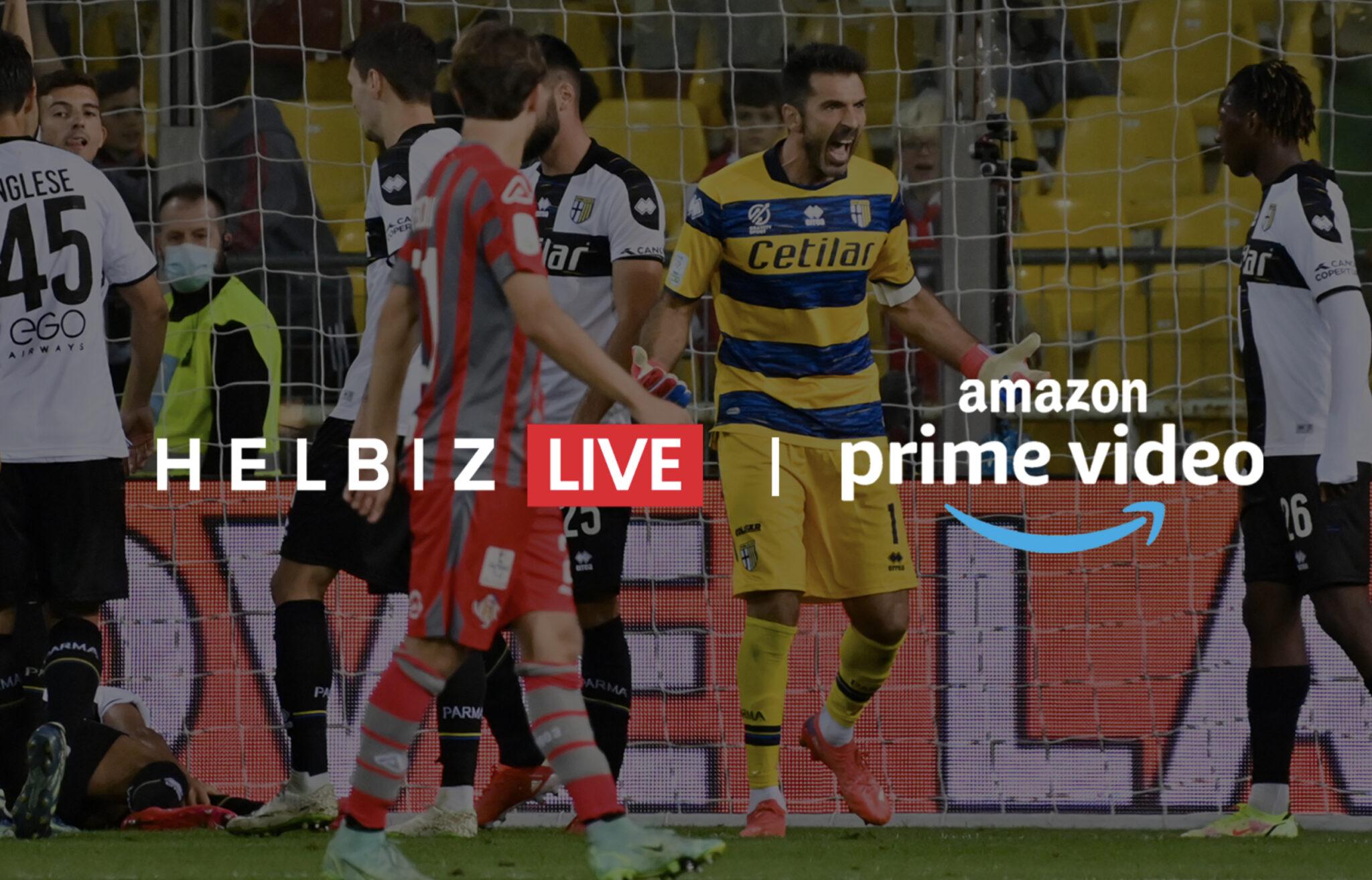 Helbiz Live (con la serie B) sbarca su Amazon Prime