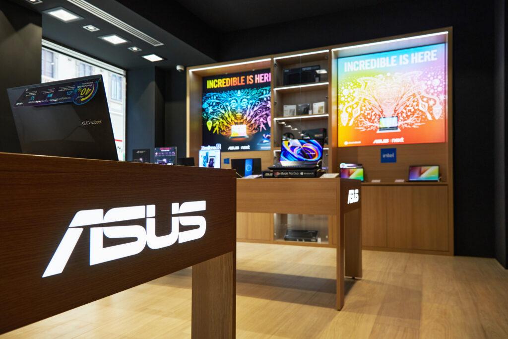 ASUS Gold Store Milano