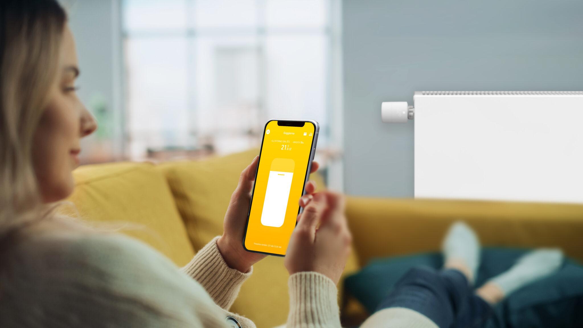 tado° e la funzionalità per il controllo dei consumi energetici