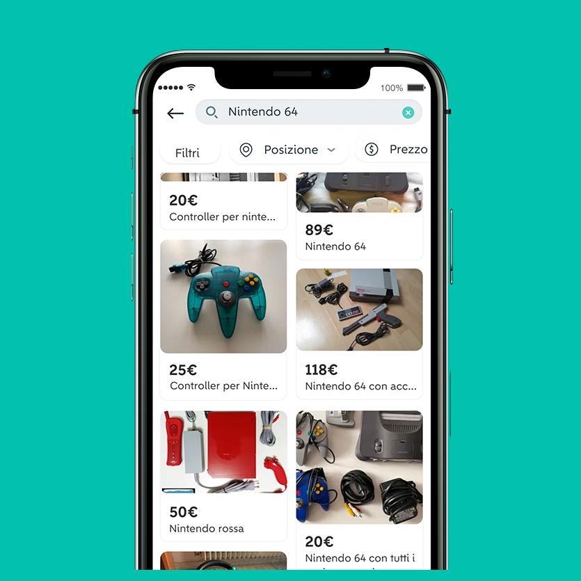 Wallapop, l'app degli oggetti di seconda mano