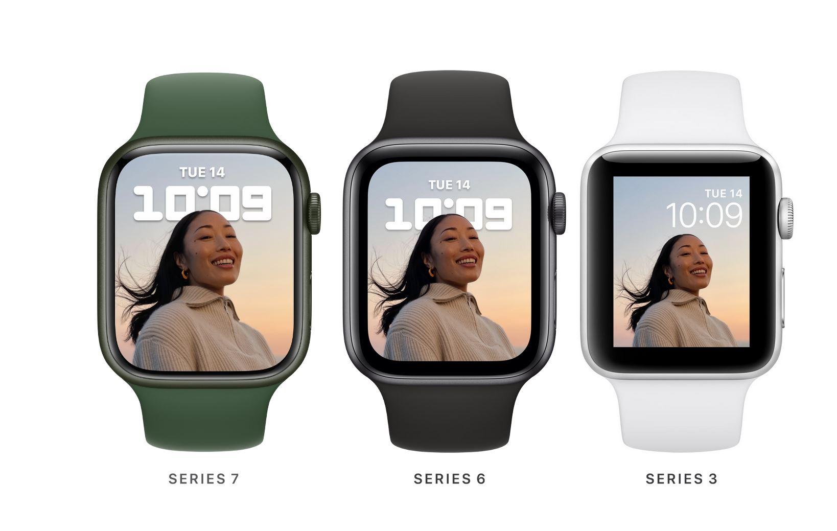 Il keynote di Apple: ecco Apple Watch 7 e i nuovi iPad