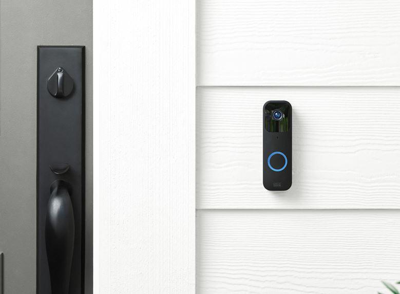 Blink Video Doorbell, il videocitofono di Amazon