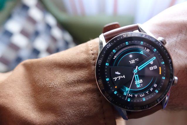 Huawei Smartwatch GT 2: un orologio moderno e di classe