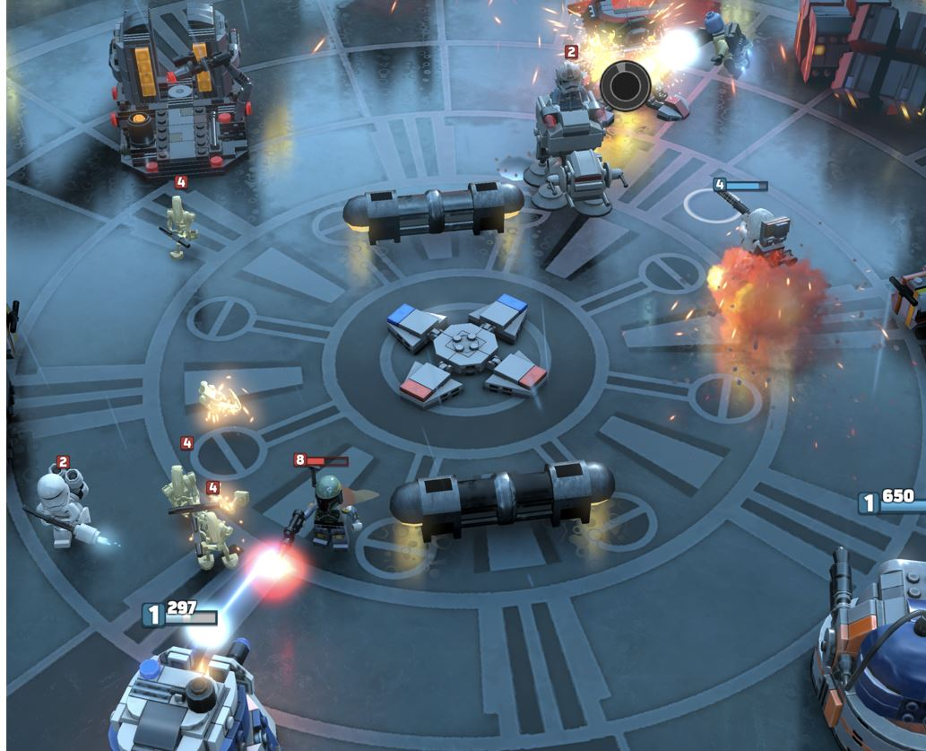 LEGO Star Wars: Battle in escusiva su Apple Arcade
