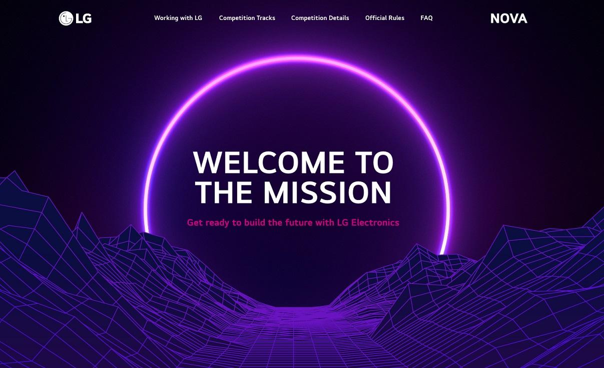 """LG NOVA e la """"mission for the future"""""""