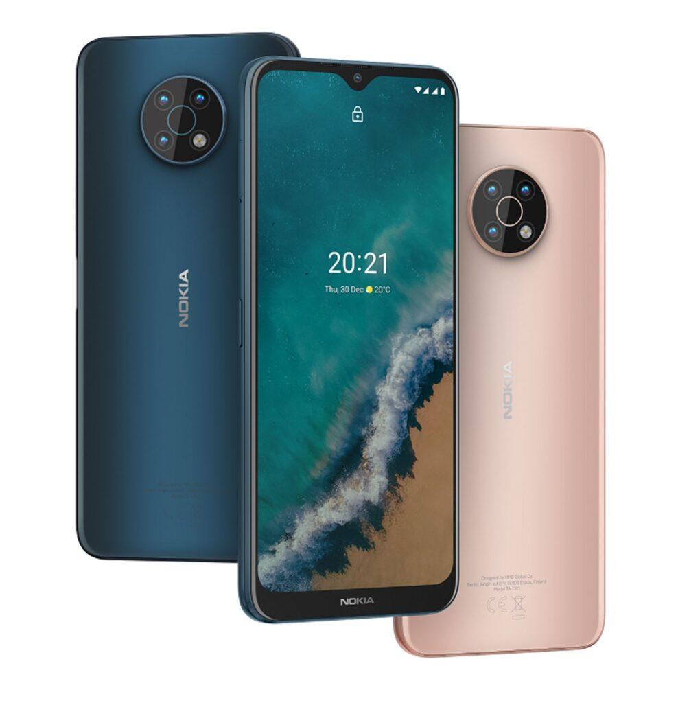 Nokia smartphone 5g conveniente
