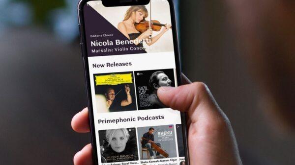 Apple musica classica