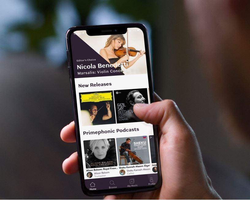 Apple acquista Primephonic per lo streaming della musica classica