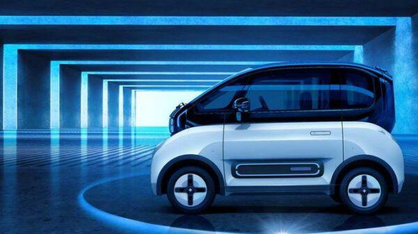 Xiaomi veicoli elettrici