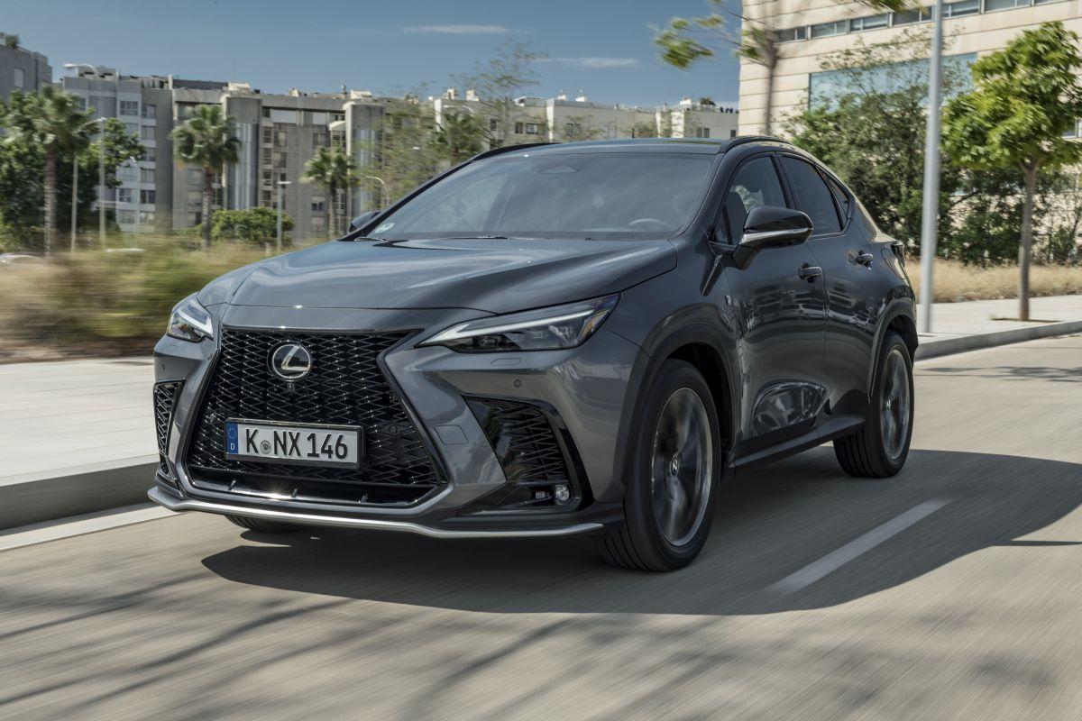 Arriva in Italia la nuova generazione di Lexus NX