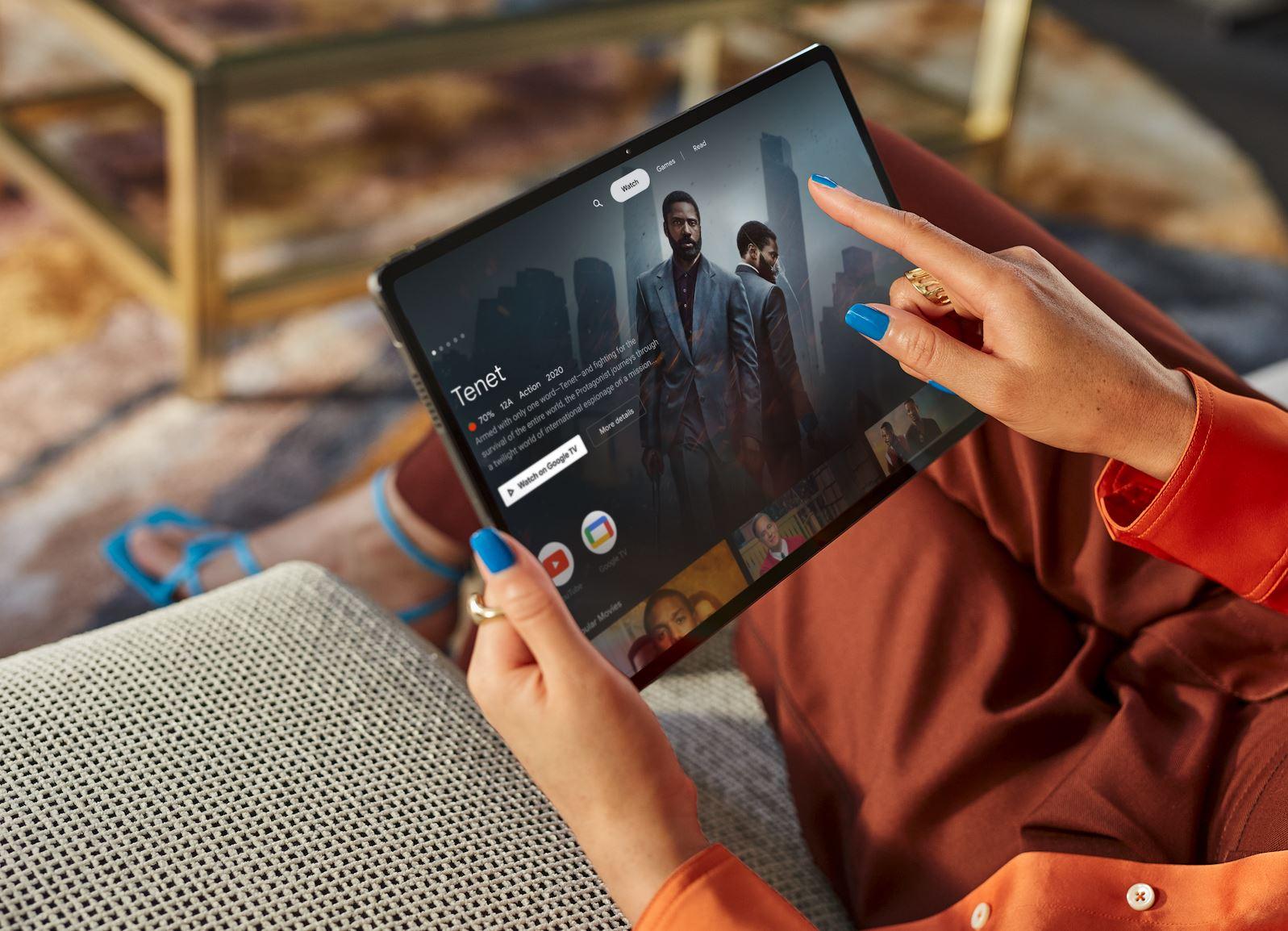 Lenovo rilancia la gamma dei tablet Serie P e Yoga