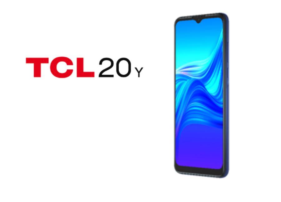 TCL annuncia il nuovo smartphone TCL 20Y