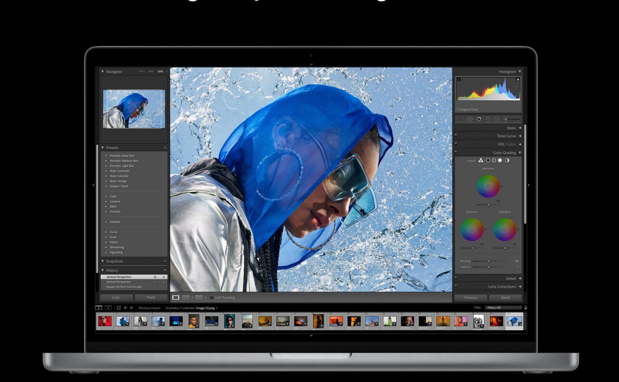 Apple, ecco i nuovi MacBook Pro. Con AirPods 3 e HomePod mini
