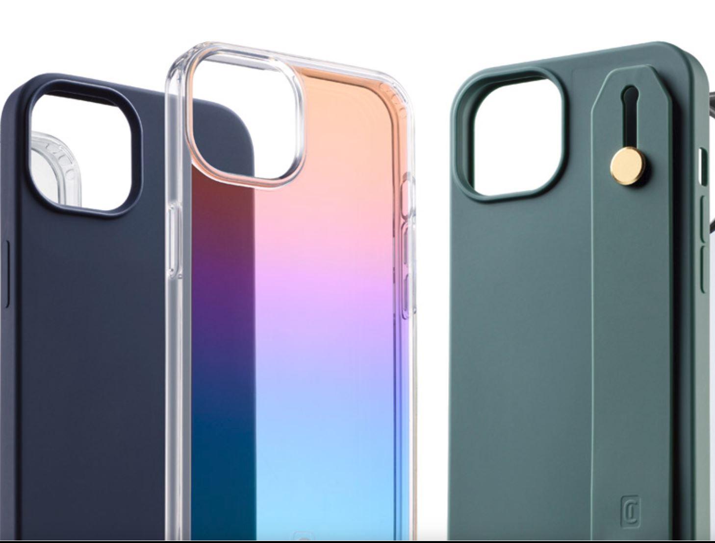 Accessori iPhone 13: queste le proposte di Cellularline