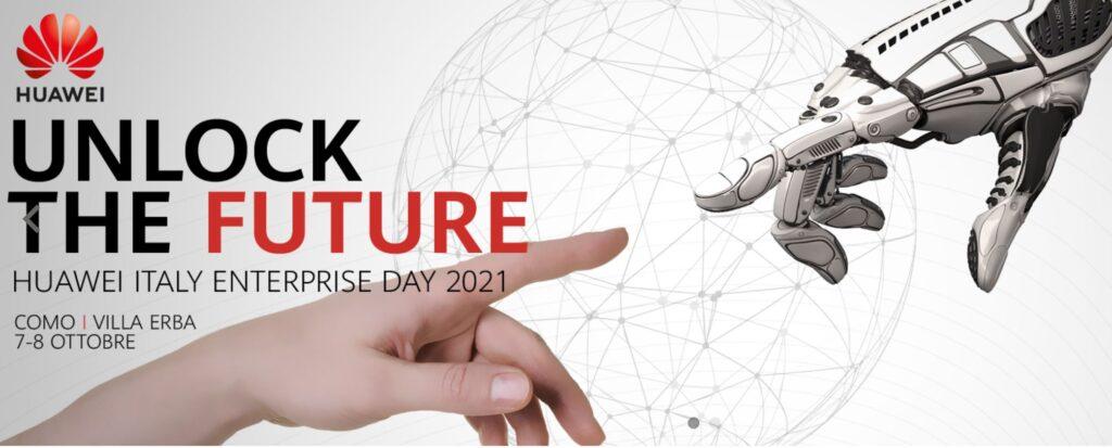 Enterprise Day Huawei fitiro digitale
