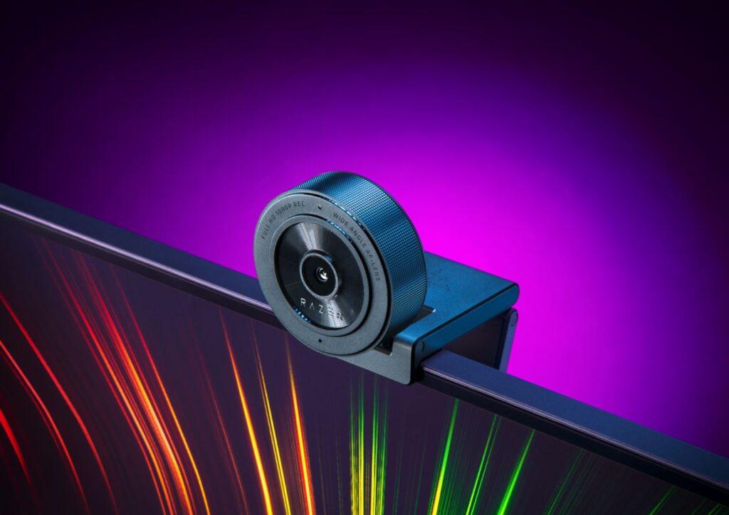 webcam gaming razer scheda