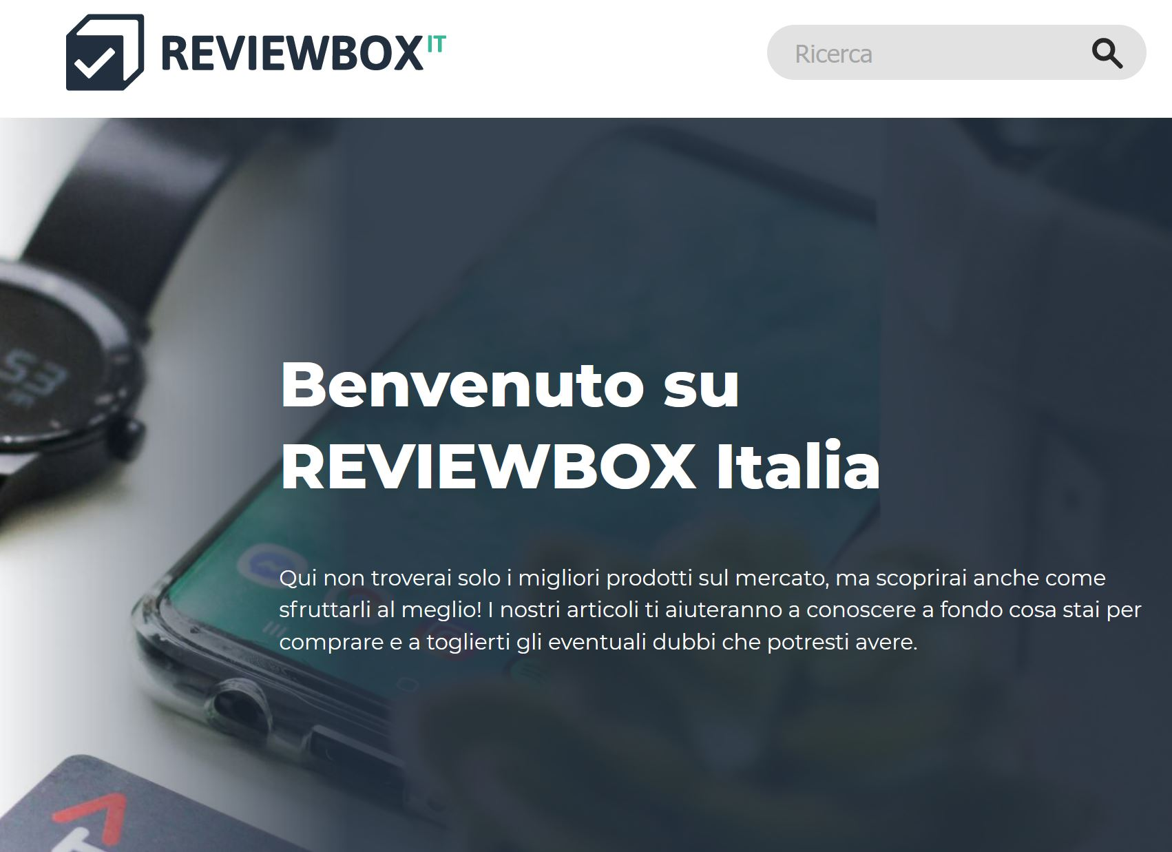 recensioni web