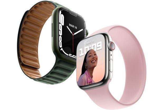 Apple watch Series 7 in vendita da venerdì 15 ottobre