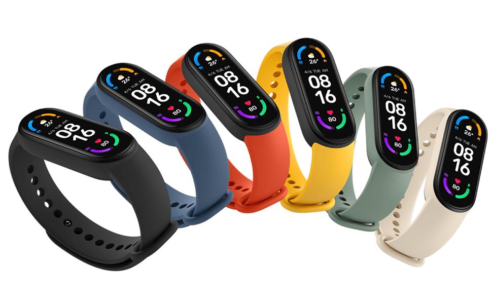 Xiaomi fitness band Mi Smart Band 6